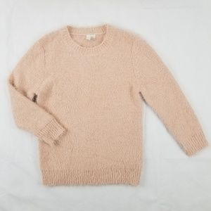 Forever 21 LARGE Sweater Blush Long Sleeve  Pink